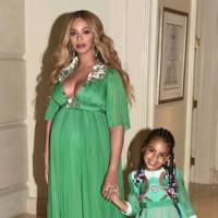 Beyoncé Knowles & Blue Ivy Carter