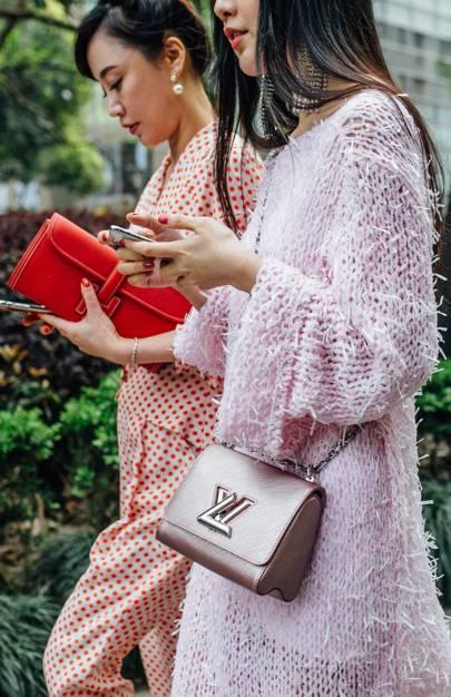 A Wedding-Worthy Shoulder Bag
