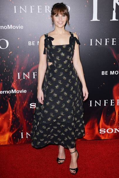 Inferno screening, Los Angeles – October 25 2016