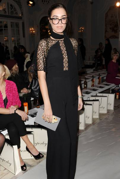 Temperley London show - February 16 2014