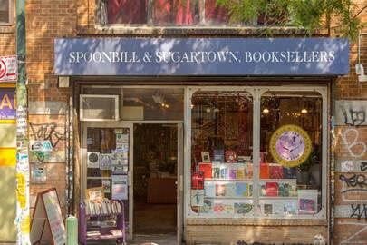 Favourite Bookstore: Spoonbill & Sugartown