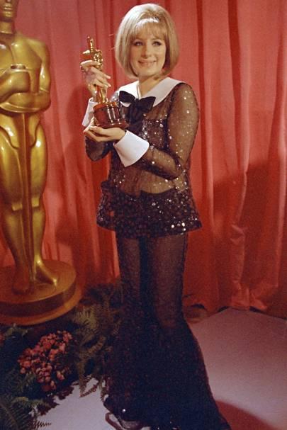 1969: Best Actress