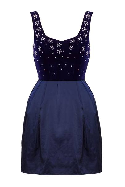 A fabulous party dress