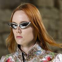 a426671d6b Vogue s Ultimate Sunglasses Trend Guide Spring Summer 2018