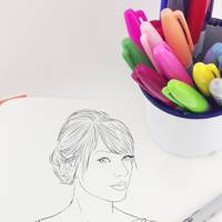 Get in on the colouring-book craze