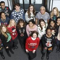 Condé Nast finance team