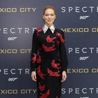 Spectre press conference, Mexico City – November 1 2015