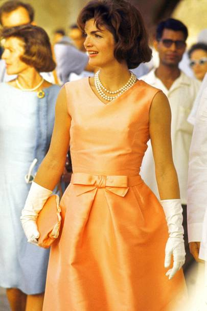 Jacqueline Kennedy S First Lady Style British Vogue