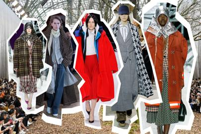 the top 10 fashion trends of autumnwinter 20182019