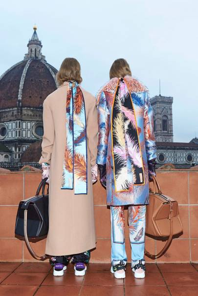 c4d1ae791 Emilio Pucci Autumn Winter 2018 Ready-To-Wear show report