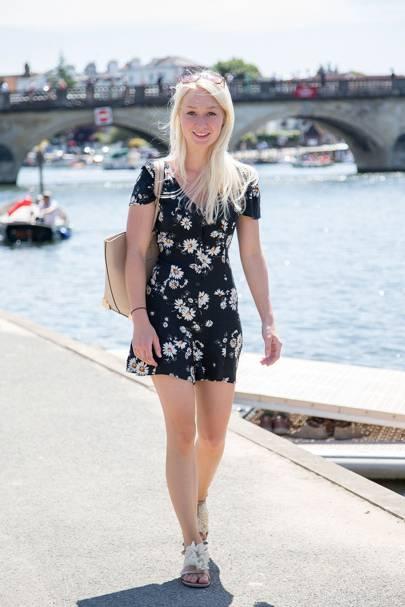 Gemma Harrell, student