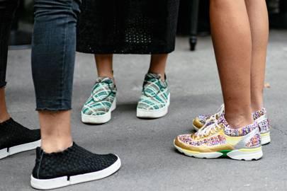 Sneaker Variations