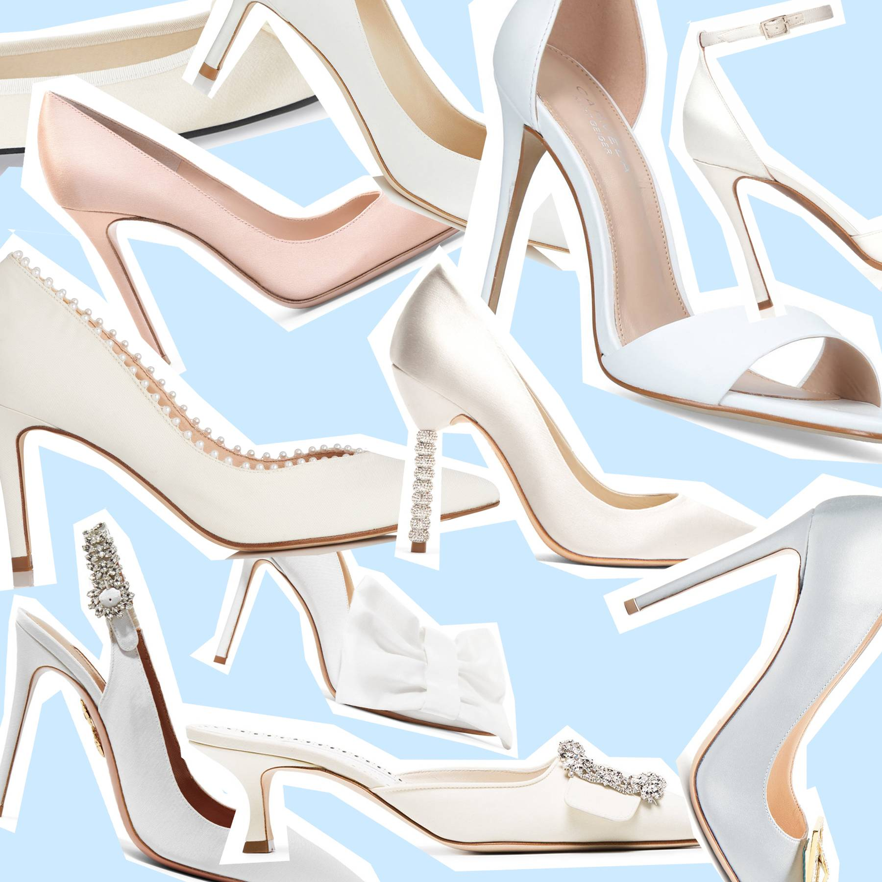 efe087fa5b Best Bridal Shoes To Shop Now | British Vogue