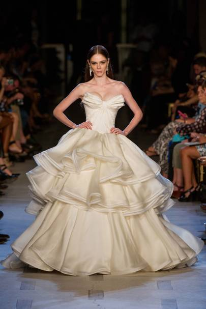 Zac Posen Bridal - Wedding Dress Collection - Davids Bridal ...