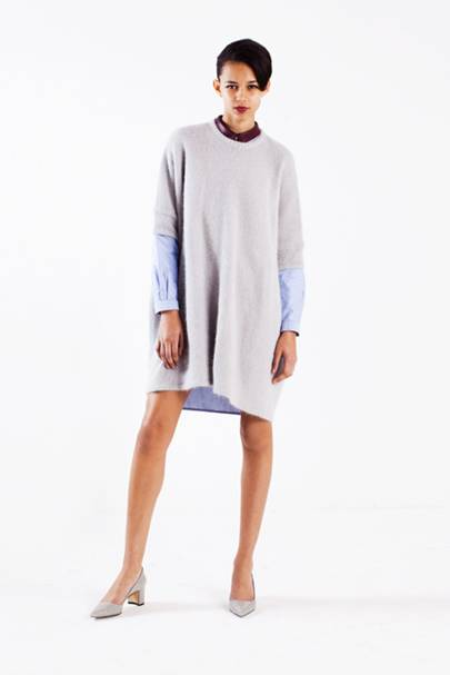 Jumper dress, £595