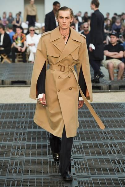 9db5165701eb Alexander McQueen Spring Summer 2019 Menswear show report