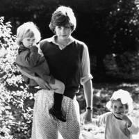 The shirt, tank top and cotton skirt (London, September 1980)