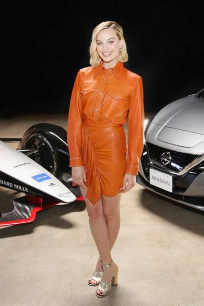 Formula E launch tour, Culver City - April 16 2018