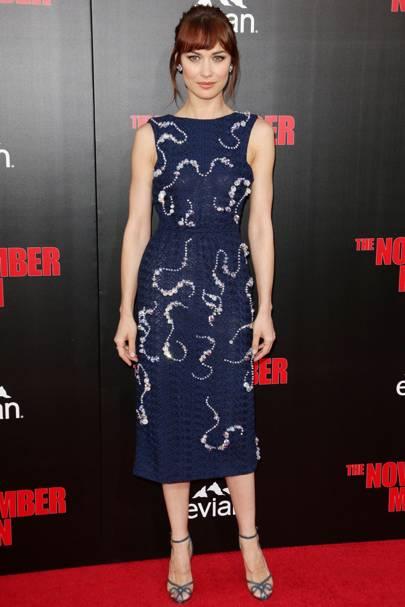 The November Man premiere, LA – August 13 2014