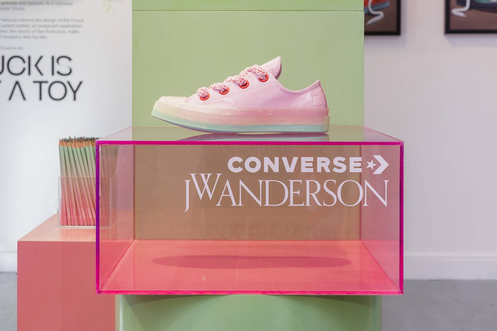 df6f7d9857075e JW Anderson On His Latest Converse Collaboration