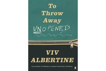 The Throw Away Unopened by Viv Albertine