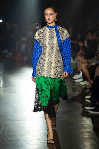 e3f757e593 Kenzo Spring/Summer 2019 Pre-Fall show report | British Vogue