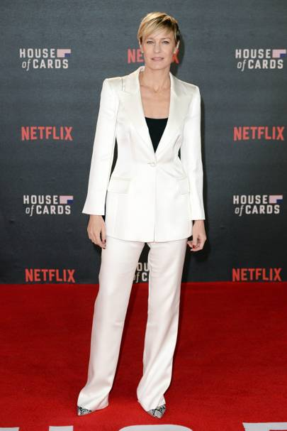 House Of Cards Season Three Premiere, London - February 26 2015