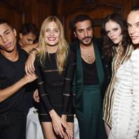 Balmain after party - October 1 2015