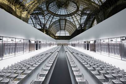 Chanel ready-to-wear spring/summer 2017