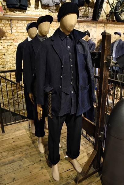 02884e73b248 Nigel Cabourn Autumn Winter 2016 Menswear show report