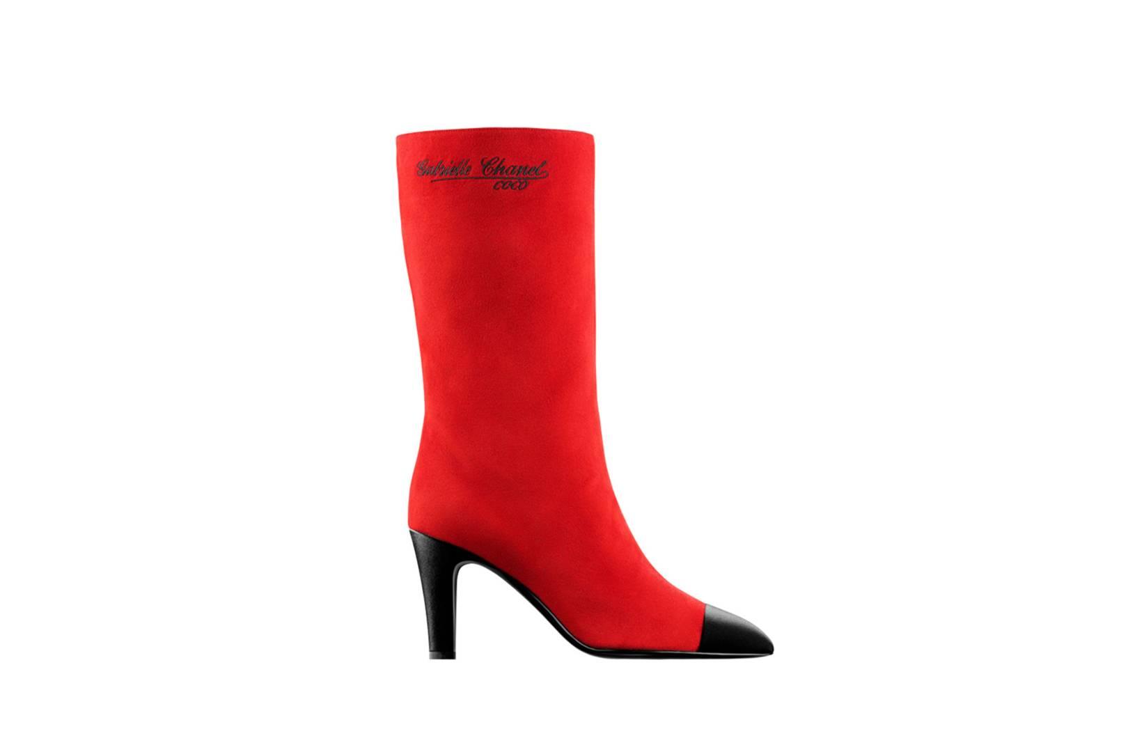 5b002e556 Best Red Boots | British Vogue