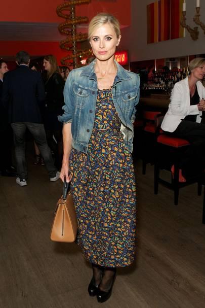 Christy Turlington Burns and Citizens of Humanity film screening, London - April 22 2015