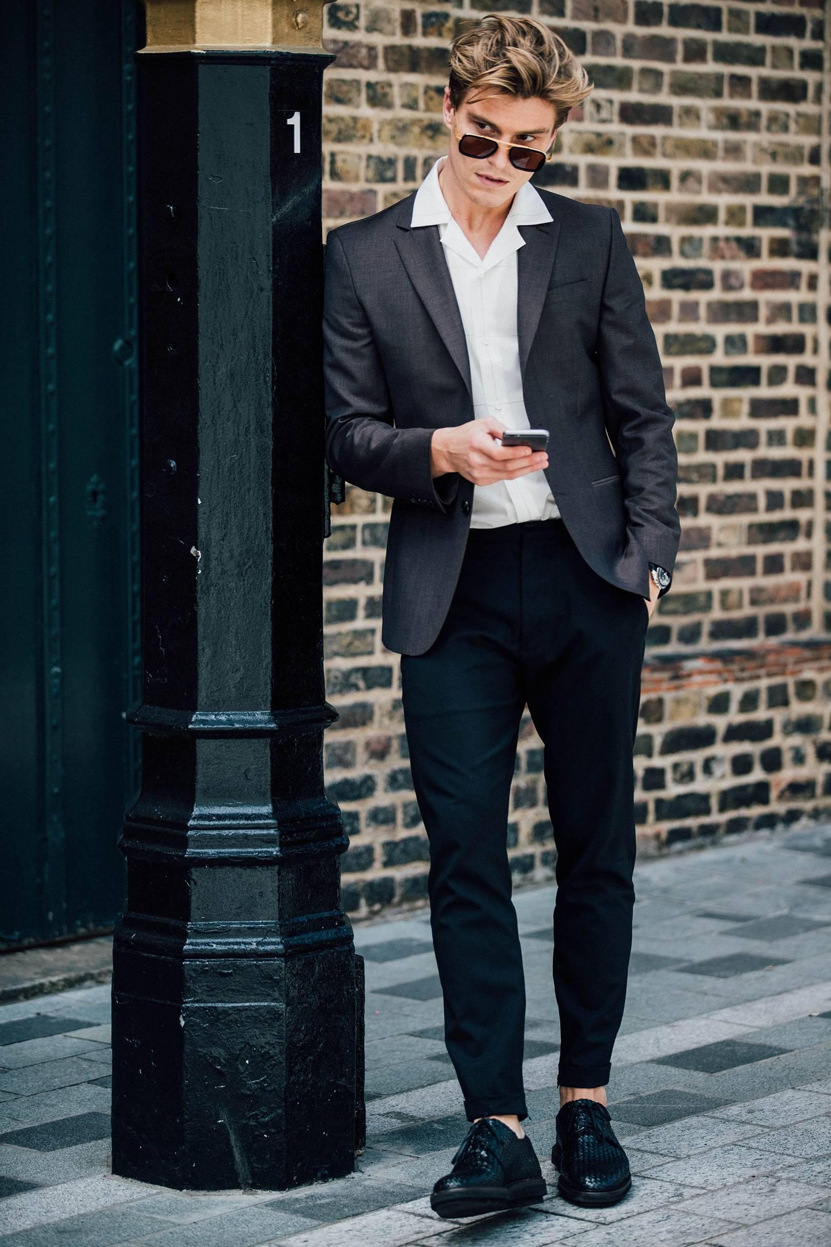 London Mens Fashion Week Street Style 2018 British Vogue