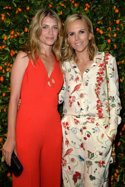Tory Burch store opening party - July 7 2015
