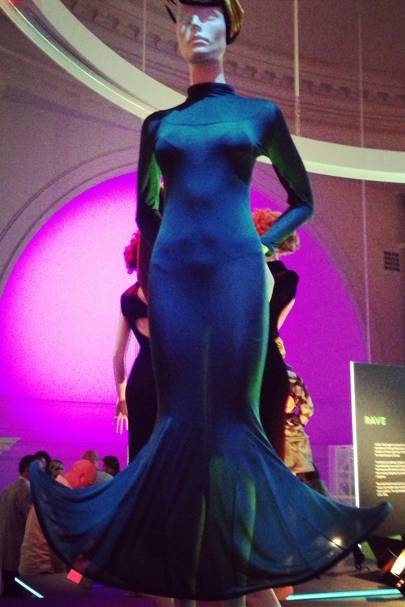 V&A: Club to Catwalk