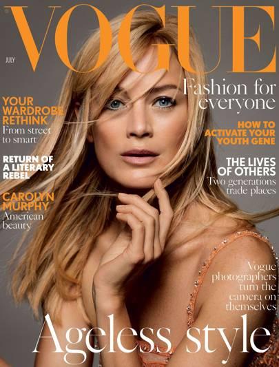 Editor's Letter: July Vogue