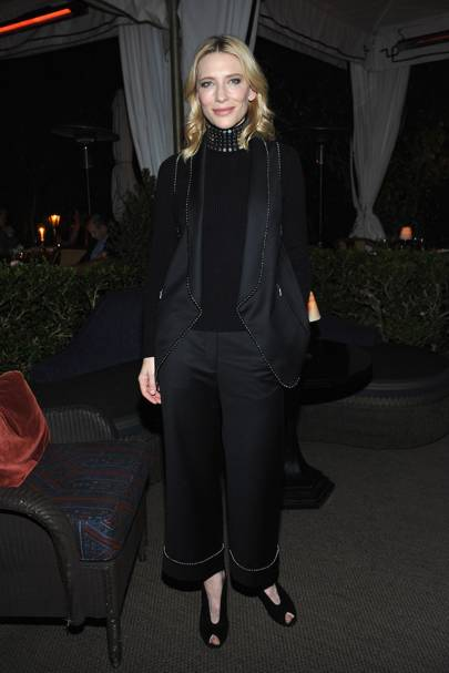 Net-a-Porter Celebrates Hollywood event, LA - November 12 2015