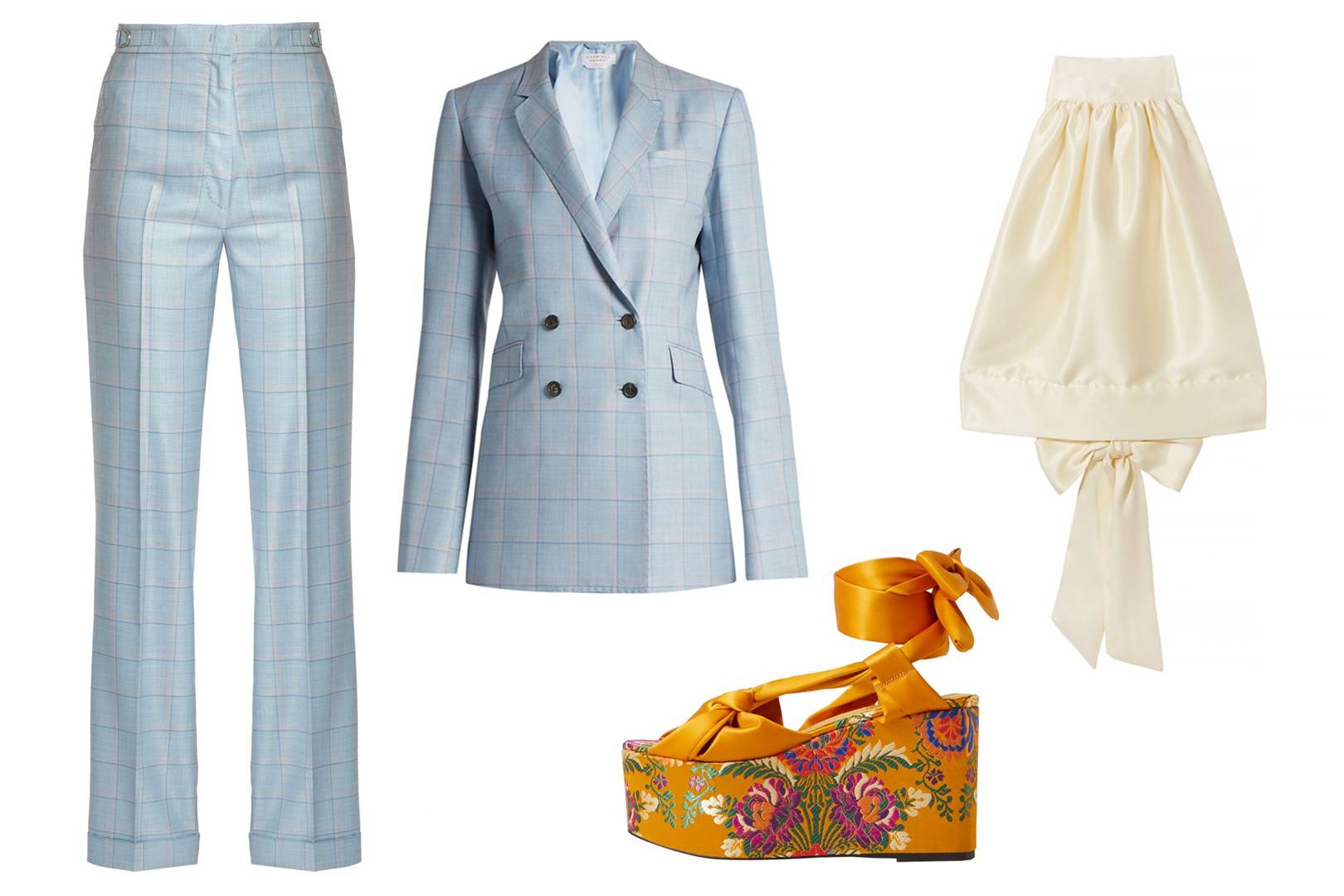 Best Wedding Guest Outfits | British Vogue