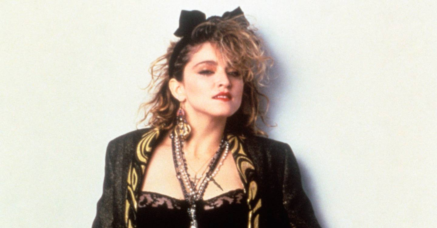 How To Channel Madonna's '80s Style This Autumn
