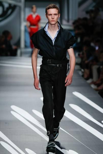 Jack Borkett, Fashion Editor