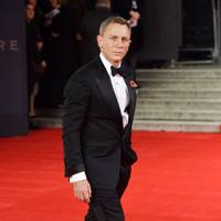 Spectre premiere, London - October 26 2015