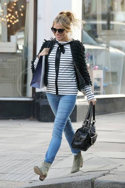Sienna Miller - Earn Your Stripes