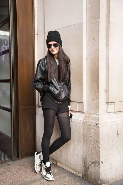 Li Wei, model