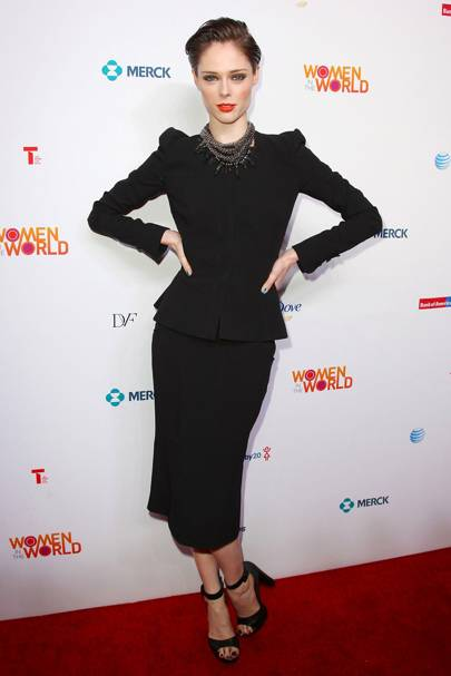 Women in the World Summit, New York – April 3 2014