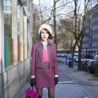 Ella Catliff, blogger