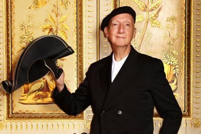 59710af1aad Chinoiserie-on-Sea  Stephen Jones hats at Brighton s Royal Pavilion ...