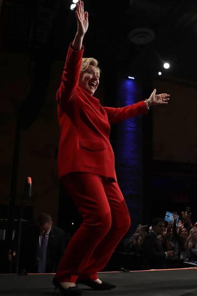 Hillary Clinton - 2016