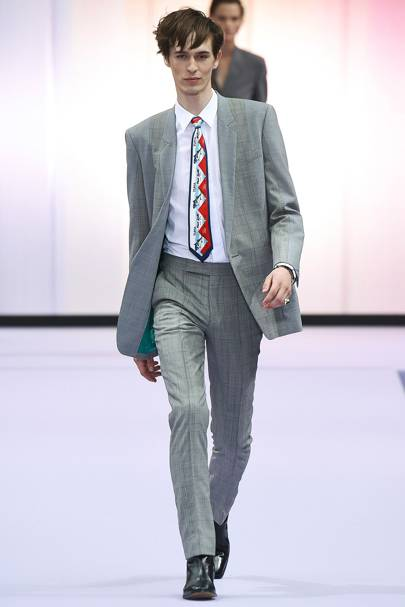7903e38ee5 Paul Smith Spring/Summer 2018 Ready-To-Wear show report | British Vogue