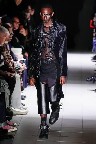 7e51703aac1 Comme Des Garcons Homme Plus Spring Summer 2019 Menswear show report ...