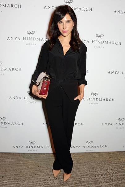 Anya Hindmarch show - September 16 2014